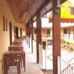 Varanda Suíte Hotel Mar Caraguatatuba