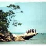 Pedra do Jacaré - Caraguatatuba - Hotel Mar
