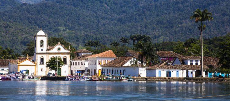 Descubra os encantos de Paraty, Litoral Sul RJ