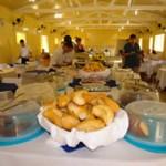 Restaurante do Hotel Mar - Caraguatatuba